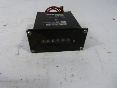 Durrant 6-YE-40724-435-Q Counter ! WOW !