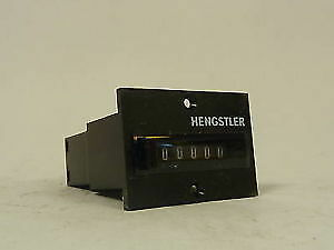 Hecon Danaher Electromechanical Counter G0864165 ! WOW !