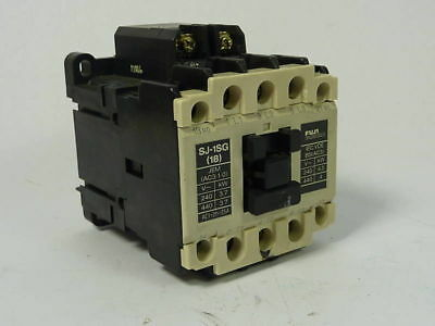 Fuji Electric Magnetic Contactor SJ-1SG ! WOW !