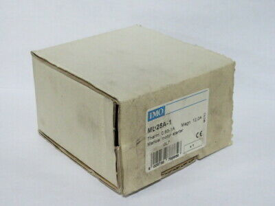 IMO MU25A-1 Thermal Manual Motor Starter 0.63-1A ! NEW IN BOX !