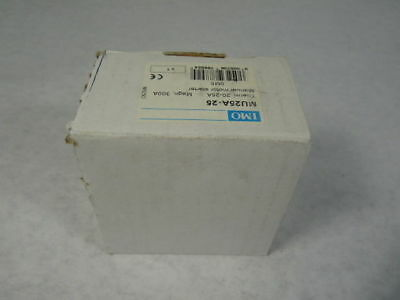 IMO MU25A-25 Thermal Manual Motor Starter 20-25A ! NEW IN BOX !