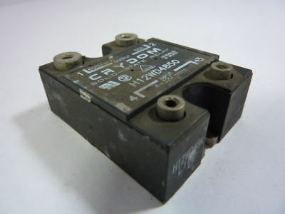 Crydom H12WD4850 Solid State Relay Panel Mount 50Amp ! WOW !