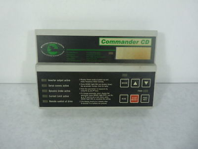 Emerson DCN 92598 Commander CD Control Panel With Display ! WOW !