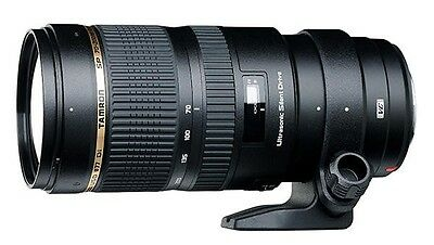 NEW TAMRON SP 70-200mm f/2.8 Di VC USD FAST TELEPHOTO LENS FOR NIKON - A009N