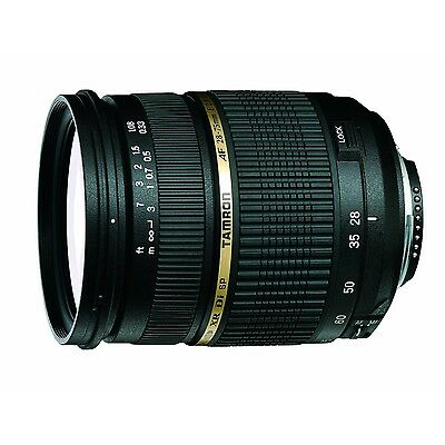 NEW TAMRON 28-75MM F2.8 XR Di Lens For Canon Digital SLR