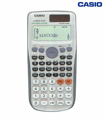 Casio fx-991ES Plus Scientific Manual Calculator fx991es fx 991 es Solar Battery