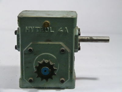 Hytrol 4A-20-1-RH Right Hand Speed Reducer 20:1 Ratio ! WOW !