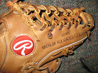 "11"" Rawlings Made in U.S.A. Heart of the Hide PRO-2MTC Baseball Glove  HER01"