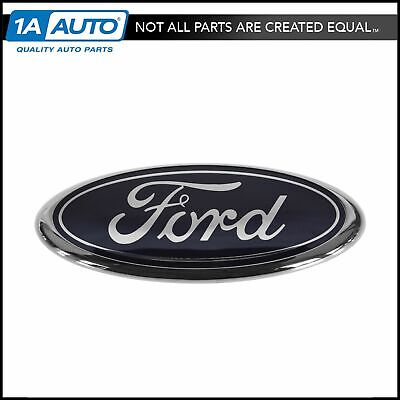 New OEM Blue Oval Rear Tailgate Emblem Nameplate For Ford Truck Van