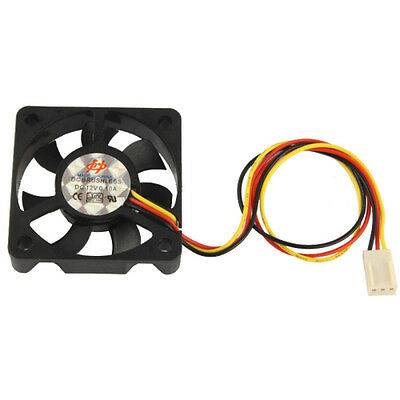 VENTOLA DI RAFFREDAMENTO FAN COOLING CPU 5010 3 PIN 39.2CFM 50X50X10mm