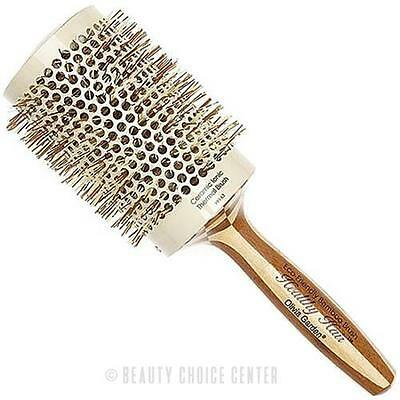 "Olivia Garden Bamboo Ceramic Ionic Thermal Brush XX Large 3.5"" - HH-63"