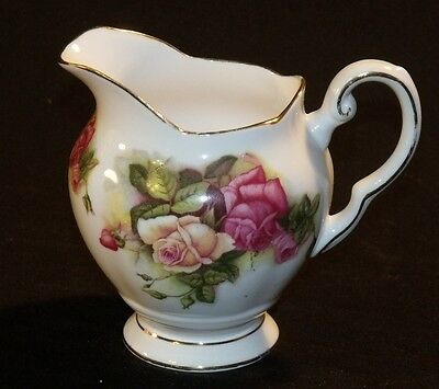 Royal Tuscan VICTORIA ROSE Creamer