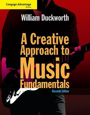 Cengage Advantage: A Creative Approach to Music Fundamentals (with Keyboard for