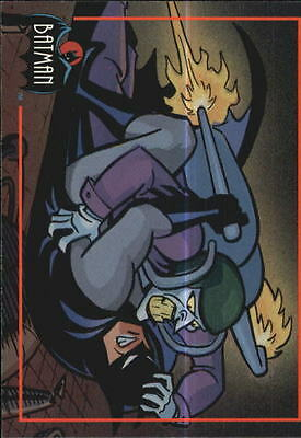 1993 Batman The Animated Series Two #187 Batman Tells Andrea to Leave
