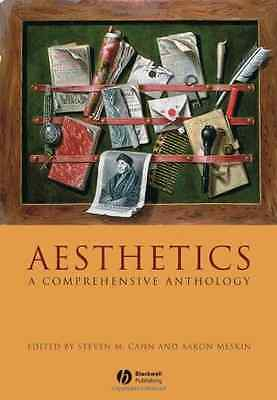 Aesthetics: A Comprehensive Anthology (Blackwell Philos - Paperback NEW Cahn, St