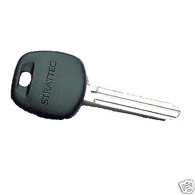 2000 2001 2002 2003 2004 TOYOTA SIENNA CAMRY AVALON HIGHLANDER CE XLE LE NEW KEY