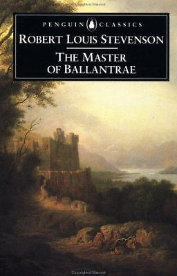 The Master of Ballantrae by Adrian Poole and Robert Louis Stevenson (1997,...