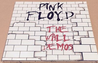 PINK FLOYD -  THE WALL DEMOS  - CD DIGIPACK  LIVE NO CDr - SEALED MINT