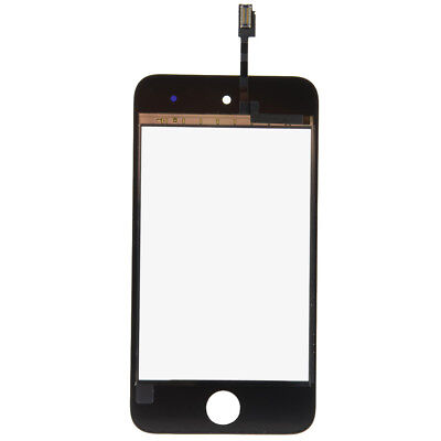 Replacement Black Touch Screen Digitizer BUG For iPod Touch 4 4G 4th JNEG
