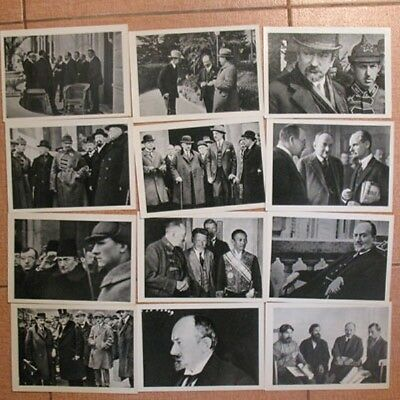Lot 16 RUSSIAN USSR Civil war RED Army Checherin Real Photo Card PC diplomat Old