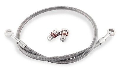 94-95 CB1000 Big One Galfer Braided Stainless Hydraulic Clutch Line  D108CL