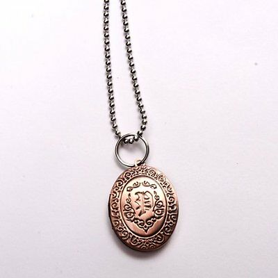 Paramore The Only Exception Locket Necklace Brand New