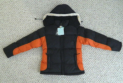 nwt boys girls winter jacket down ski cold weather water resistnt $99 size 16