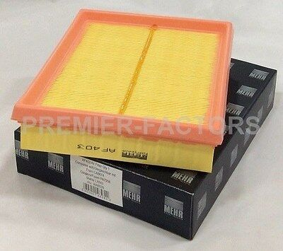 To Clear New Mehr Oe Quality Air Filter Peugeot 206 1.1 1.4 1.6 '98> Af403