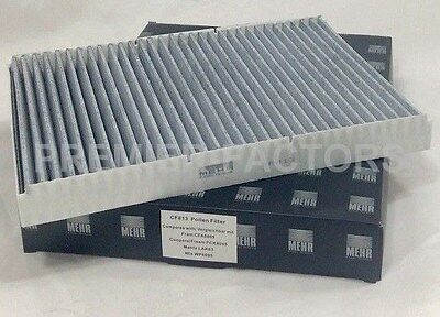 New Mehr Oe Quality Cabin / Pollen Filter Vw Bora Golf Iv Lupo New Beetle Cf813