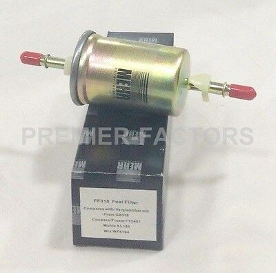 To Clear New Mehr Oe Quality Fuel Filter Ford Focus 1.4 1.6 1.8 Ff318