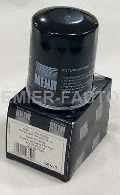 To Clear New Mehr Oe Quality Oil Filter Nissan Cof114