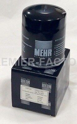 To Clear New Mehr Oe Quality Oil Filter Ford Fiesta 2.0I 16V Focus 1.8 Cof147