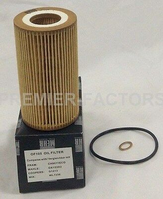 To Clear New Mehr Oe Quality Oil Filter Bmw 320D 520D Freelander 2.0Td4 Of105