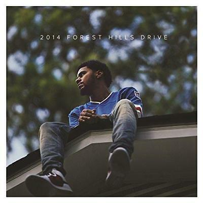 J. Cole - 2014 Forest Hills Drive (NEW 2 VINYL LP)