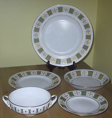 SPODE 'PERSIA' PATTERN 5 PIECES!!