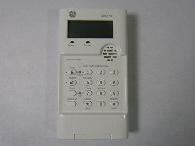 General Electric Allegro 60-874-95R Alarm Control Panel Battery Included !NOP