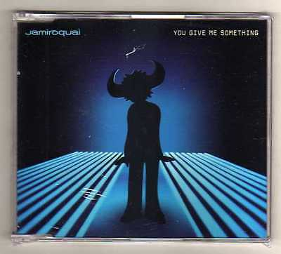Jamiroquai - YOU GIVE ME SOMETHING -CDs EU BARCODE 5099767205730-SIGILLATO MINT!