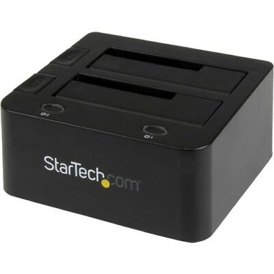 NEW Startech UNIDOCKU33 Universal docking station for 2.5/3.5in SATA IDE hard