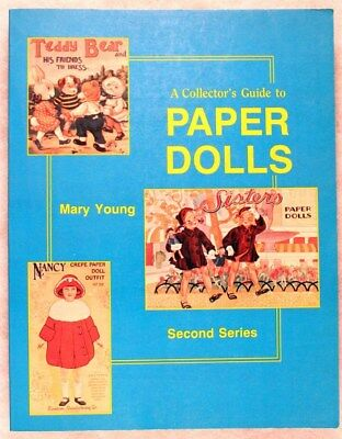 Ref. Book:  Collector's Guide to Paper Dolls