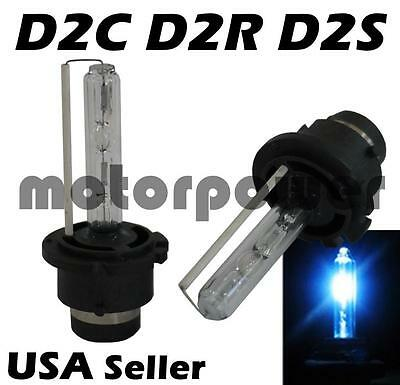D2S D2C D2R D2 30000K Blue OEM Xenon HID Pair Light #3de Headlight Au12 Bulbs