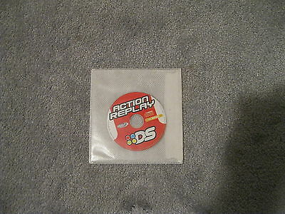 ACTION REPLAY DATEL DS DATA DISC *ONLY* - VG USED CONDITION