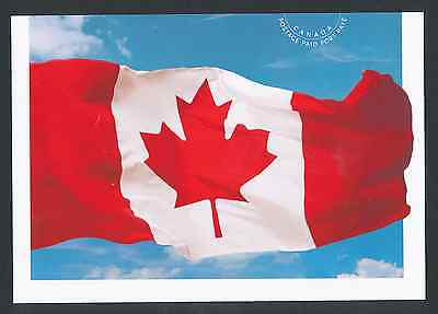 CANADA  2015  50th ANNIVERSARY of the FLAG PRE-PAID  PC
