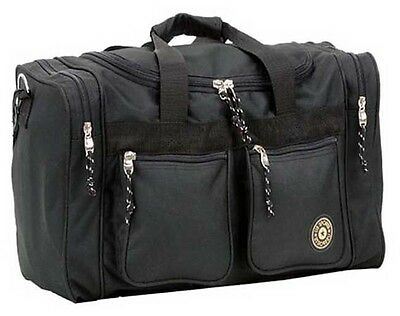 "Rockland Bel-Air 18"" Carry-On Tote Duffle Bag - Black"