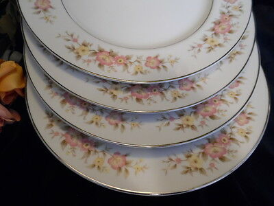 "NITTO ""LA SCALA"" FINE CHINA DISH DINNER SET FOR 4 - 28PC !!"