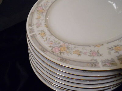 "FARBERWARE ""SOUTHAMPTON"" FINE CHINA DISH DINNER SET FOR 8 40PC"