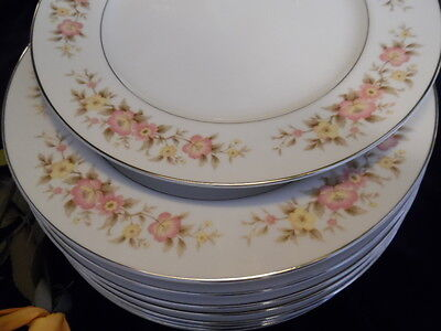 "NITTO ""LA SCALA"" FINE CHINA DISH DINNER SET FOR 8 - 56PC !!"