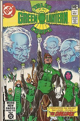 Tales of the Green Lantern Corps '81 1-3 VF Complete Run B3