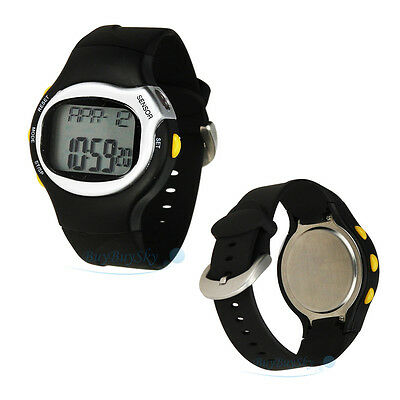 New Pulse Heart Rate Monitor Calories Counter Watch Fitness USA