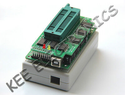 *NEWEST* KEE USB EPROM programmer, Designed in the USA !ShipfromUSA !