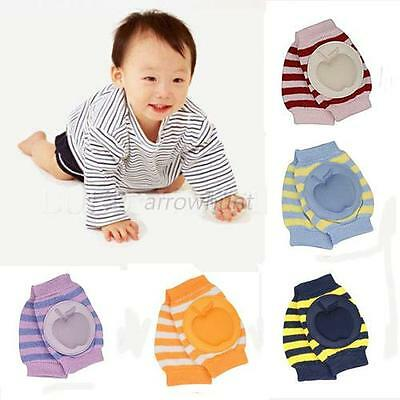 Safety Kids Crawling Elbow Cushion Infants Toddlers Baby Knee Pads Protector